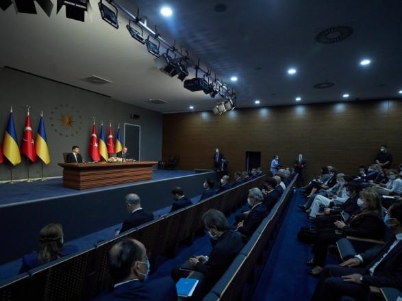 Эрдоган будет помогать в освобождении украинских политзаключенных — Зеленский
