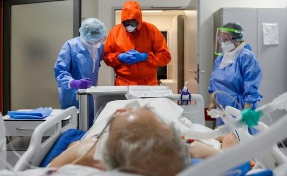 Государство тратит на одного госпитализированного с COVID-19 более 20 тыс. грн - НСЗУ