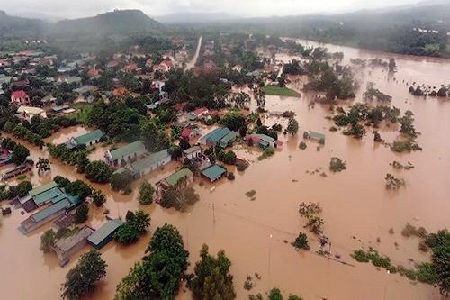 Во Вьетнаме число жертв стихийных бедствий возросло до 55 человек