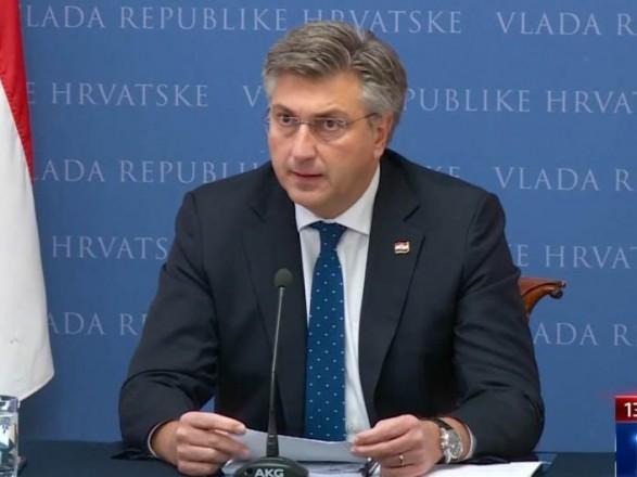 Премьер Хорватии получил письмо с неизвестным порошком