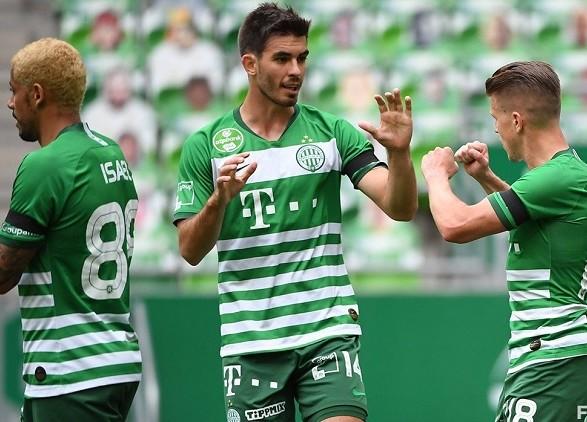 Победа вывела клуб Реброва в лидеры чемпионата Венгрии