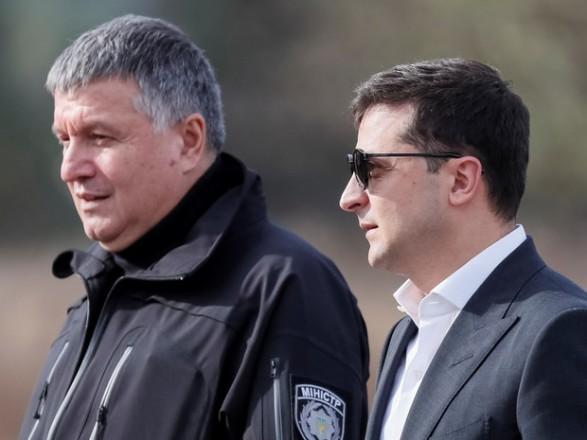 За испытательный срок Аваков доказал свой профессионализм и стал опорой Президента - СМИ