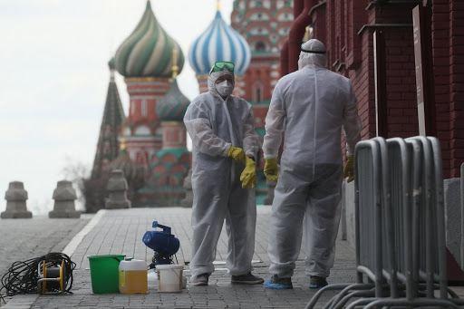 В России за сутки обнаружили более 15 тыс. случаев коронавируса