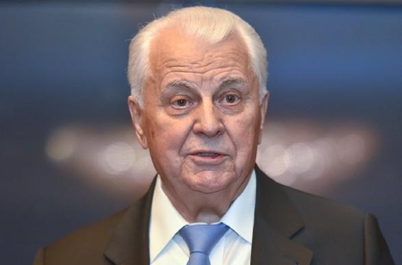 Кравчук озвучил этапы реинтеграции Донбасса