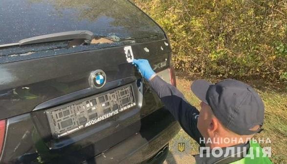 В Одесской области взорвали автомобиль кандидата в депутаты: мужчину госпитализировали