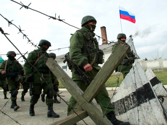 Временно оккупированная территория АР Крым не является аннексированной