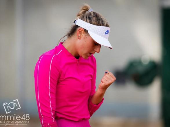 Теннисистка Костюк разгромила лидера посева на пути в полуфинал турнира в США