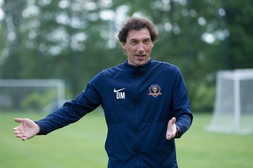 Гол украинца помог Михайленко с победы дебютировать во главе клуба с Кипра