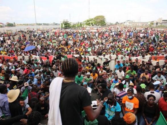 В Нигерии с начала протестов погибли 69 человек