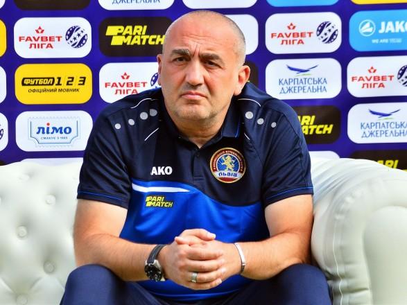 Иностранный наставник покинул пост тренера клуба УПЛ