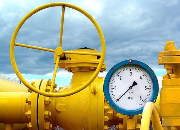 Украина отобрала из ПХГ за сутки 16 млн куб. м газа