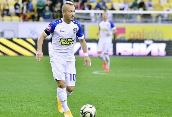 ФИФА на два года дисквалифицировала украинского футболиста