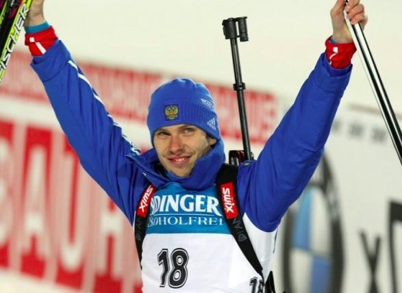 Российского биатлониста лишили двух золотых наград Олимпийских игр