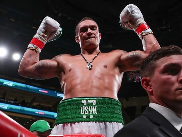 Британец Чисора назвал Усика боксером лучше, чем Кличко