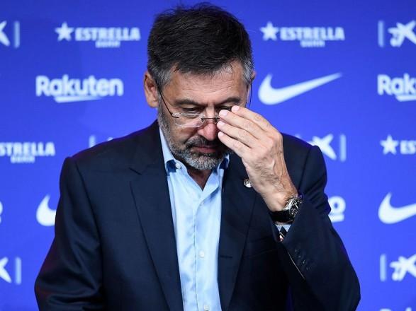 """Президент """"Барселоны"""" уволился из-за голосования болельщиков"""