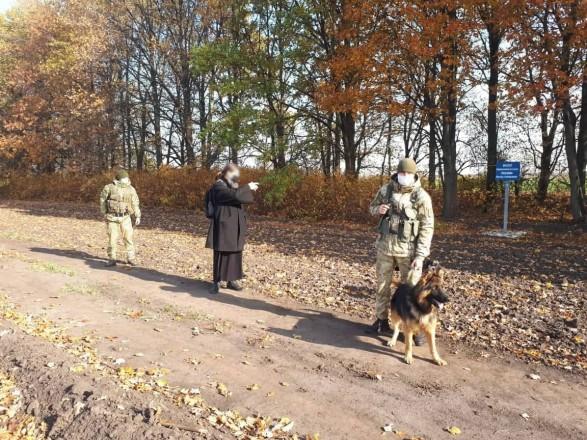 В Сумской области священнослужителя оштрафовали за попытку незаконно проникнуть в Россию