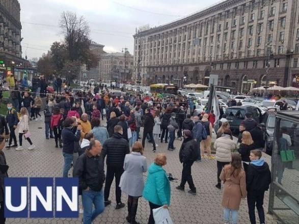Смертельное ДТП на Майдане Независимости: на Крещатике частично восстановлено движение