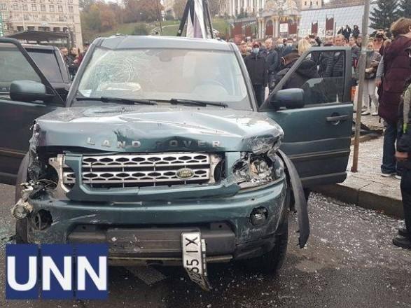В Киеве на Майдане Независимости произошло смертельное ДТП