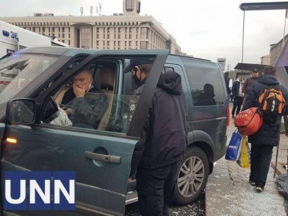 Смертельное ДТП на Майдане: сегодня подозреваемому будут избирать меру пресечения