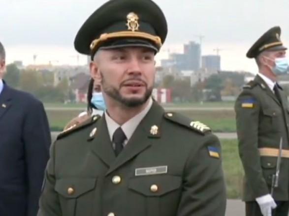 Виталий Маркив вернулся в Украину