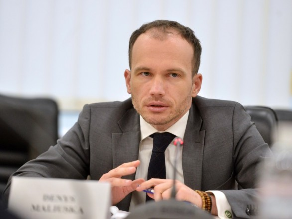 Малюська заверил, что в Украине не будут штрафовать за неношение маски на улице