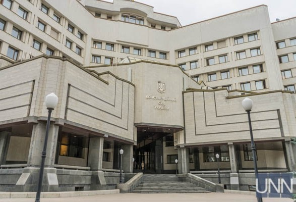 В КСУ еще раз обвинили главу НАПК в неправомерных действиях