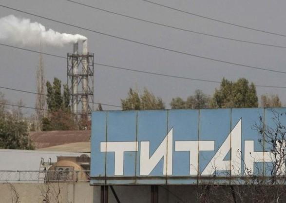Вблизи админграницы с оккупированным Крымом обнаружили загрязнение воздуха