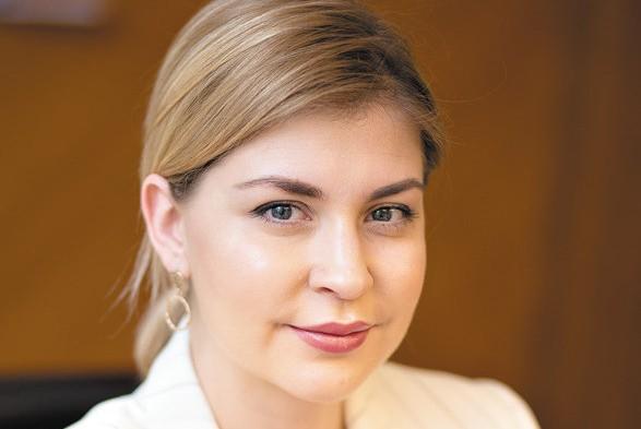 Стефанишина озвучила приоритетные вопросы на высочайшей повестке дня диалога с ЕС