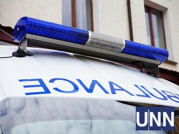 Во Львове из автобуса выпал пассажир и скончался на месте