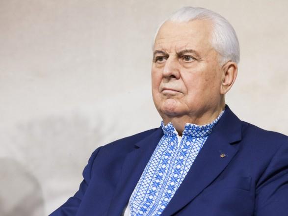 Кравчук: введение российских миротворцев на Донбасс - просто абсурд