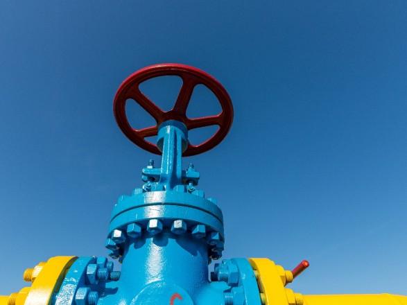 Украина сократила запасы газа в ПХГ до 27,7 млрд куб. м
