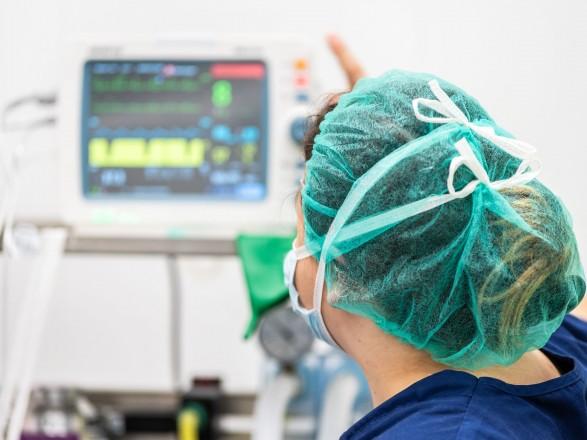 В Киеве COVID-койки в больницах заняты на более чем 53%