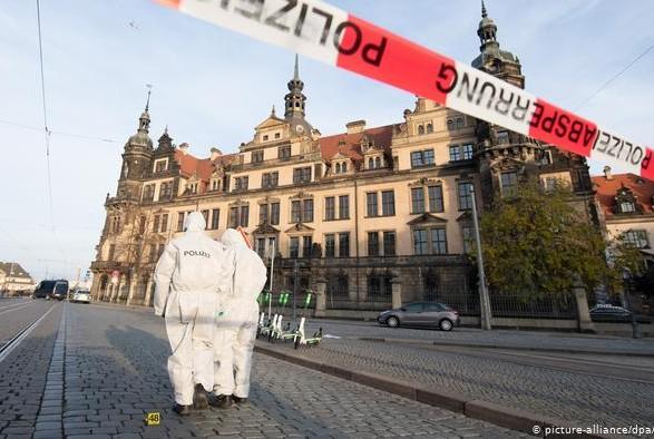 Ограбление музея в Дрездене на миллиард евро: задержаны трое подозреваемых