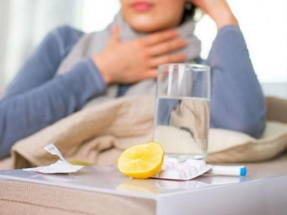 За неделю в столице гриппом и ОРВИ заболело более 12 тыс. человек