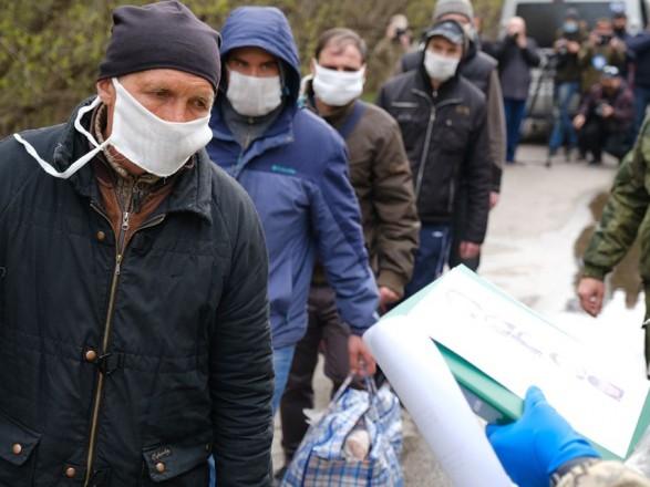 Украина подала списки на обмен из 11 человек - Кравчук