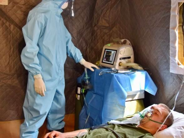 В ВСУ за сутки зафиксировали более 200 новых случаев заболевания COVID-19