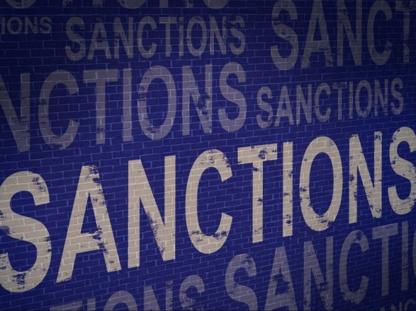 Украина и еще шесть стран ввели санкции против Беларуси