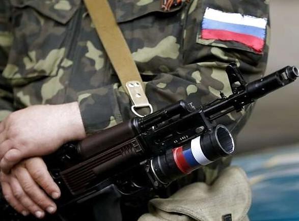 Боевики возле Водяного устроили обстрел из гранатомета