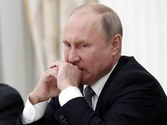 Путин продлил санкции против Украины