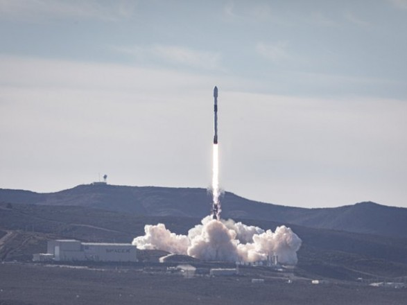 SpaceX запустил на орбиту спутник для исследования океана