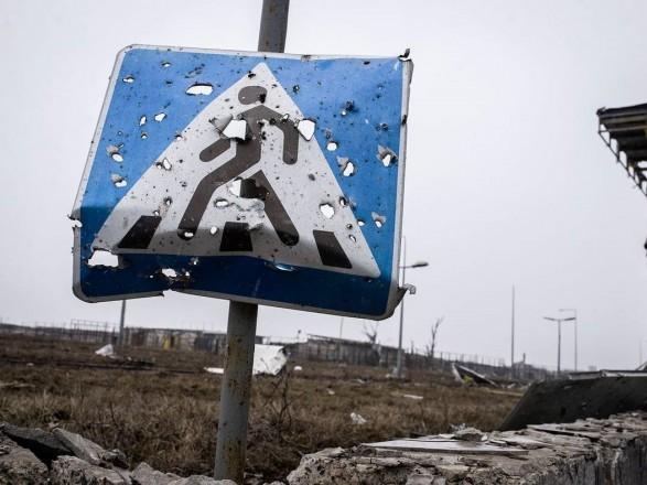 """""""Тиші"""" на Донбасі немає, але інтенсивність обстрілів впала — Арестович"""
