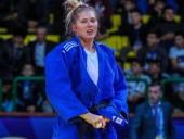 Украина завоевала медаль чемпионата Европы по дзюдо