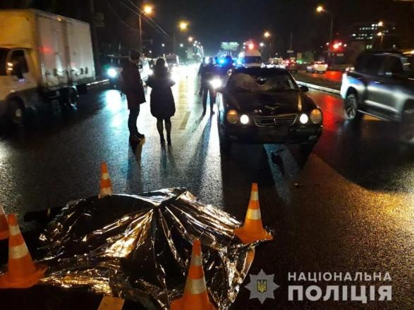 """Смертельна ДТП у Харкові: поліція встановлює особу загиблого, який перебігав дорогу на """"червоний"""""""