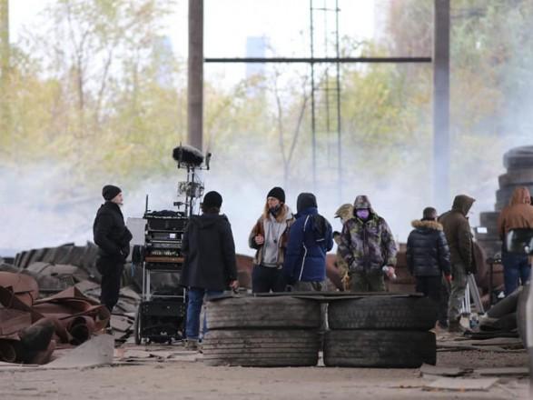 """Последняя съемочная неделя: Сенцов показал, как работает над фильмом """"Носорог"""""""