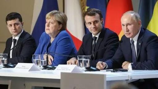 Украинская делегация предлагает до конца года провести встречу в Нормандском формате