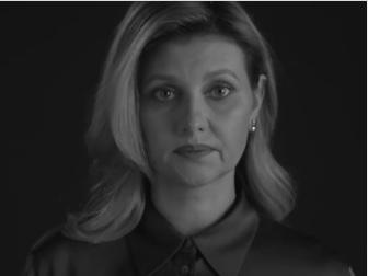 Насильство не норма: Олена Зеленська записала відео для всесвітньої акції