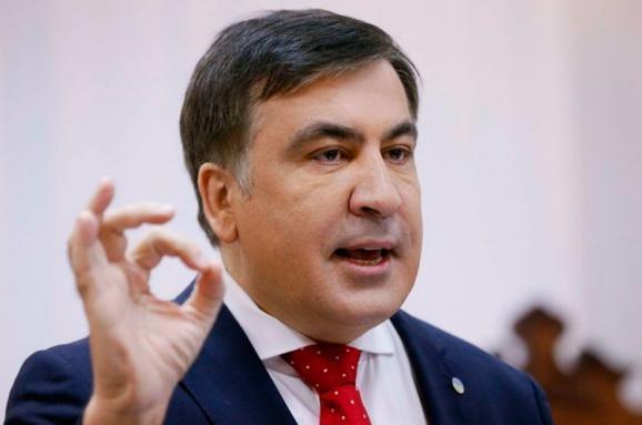 """Саакашвили заявил, что """"экономика лопнет"""" от карантина выходного дня"""