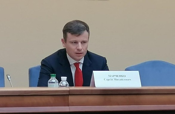 """В этом году принятие бюджета """"под елку"""" невозможно - Марченко"""