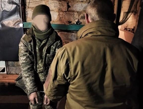В Луганской области пьяный военный расстрелял своего сослуживца