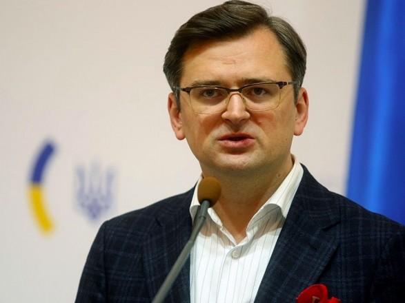 """Кулеба: отношения Украины и Турции сейчас находятся """"на высоте"""""""